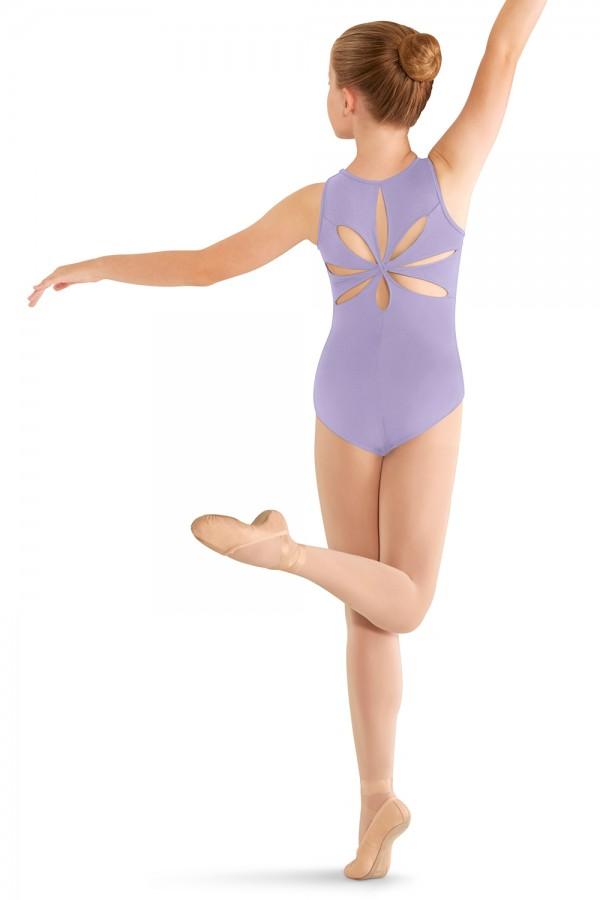 Body baletowe dla dzieci Bloch kwiatek